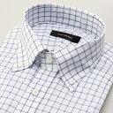 【首まわり35〜50cm】ラクチンすっきりYシャツ(上質綿100%素材)/ビサルノ(VISARUNO)