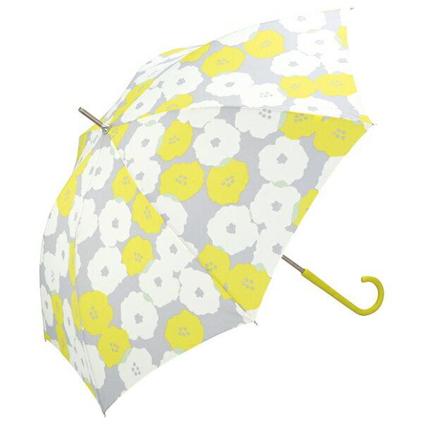 【長傘】ピオニ/軽くて丈夫で持ちやすい(レディース雨傘)/w.p.c(w.p.c)