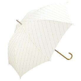 【長傘】星チェーン/軽くて丈夫で持ちやすい(レディース雨傘)/w.p.c(w.p.c)