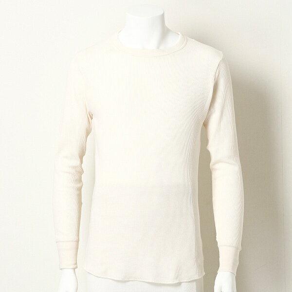 ヘインズ サーマルクルーネックロングスリーブTシャツ/ヘインズ(Hanes)【dl】0101marui