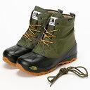 """【0112_0131】THE NORTH FACE/防水ブーツ/SNOW SHOT 6"""" BOOT TX 3/ユニセックス/ザ・ノース・フェイス(THE NOR..."""