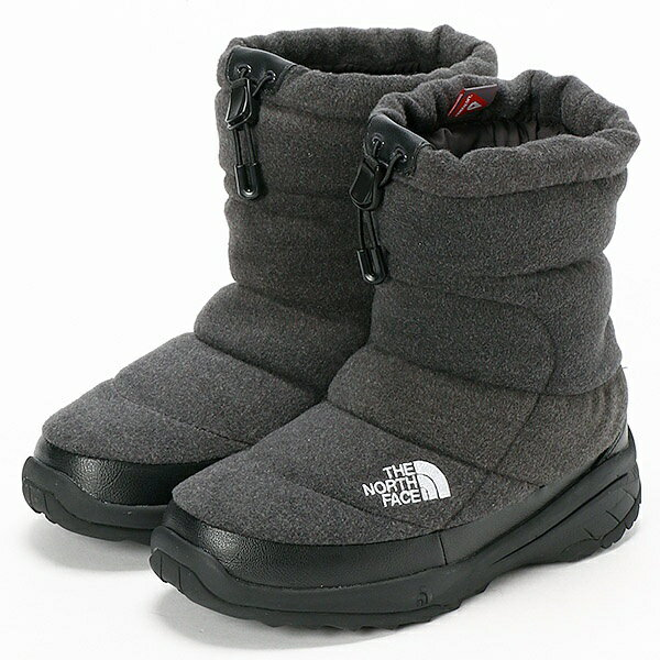 【0112_0131】THE NORTH FACE/撥水ウールブーツ/NUPTSE BOOTIE WOOL 3/ザ・ノース・フェイス(THE NORTH FACE)