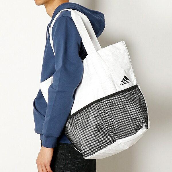 【adidas/アディダス】(メンズバッグ)パッカブルトートバッグMaterial/アディダス(adidas)