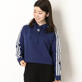 【アディダスオリジナルス】レディースジャージ(CROPPED HOODIE)/アディダス オリジナルス(adidas originals)