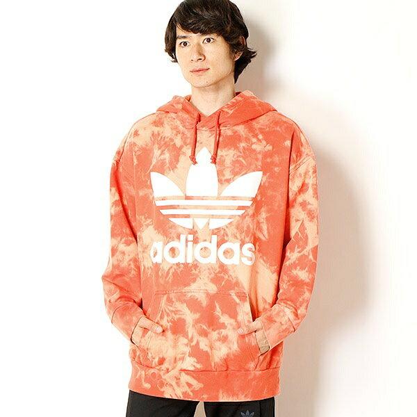 【アディダスオリジナルス】メンズジャージ(TIE DYE HOODIE)/アディダス オリジナルス(adidas originals)