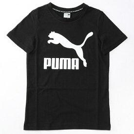 【プーマ/PUMA】キッズSSシャツ(CLASSICSSSTシャツ)/プーマ(PUMA)