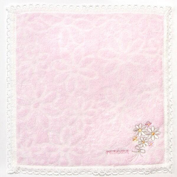 【約25×25cm】タオルハンカチ(レディース)/レノマ(renoma/ハンカチ)