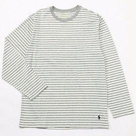 【POLO RALPH LAUREN】ロングスリーブクルーネックシャツ/ポロ ラルフローレン(ラウンジウェア)POLO RALPH LAUREN(lounge wear)