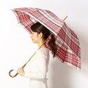 雨傘【手開きタイプ/長傘】Pツイル先染めチェック/POLO RALPHLAUREN(ポロ ラルフローレン)(傘)