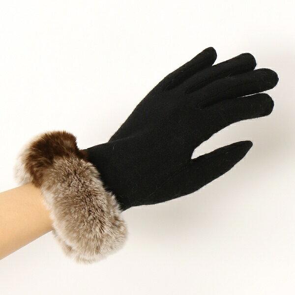 【スマホ対応・3サイズ展開】フルラサイズ手袋(ジャージ手袋)/フルラ(手袋)(FURLA(GLOVES))