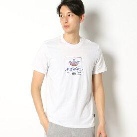 【アディダスオリジナルス】メンズジャージ(GRAND TEE)/アディダス オリジナルス(adidas originals)