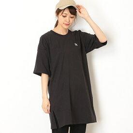 【アディダスオリジナルス】レディースTシャツ(TREFOIL DRESS)/アディダス オリジナルス(adidas originals)