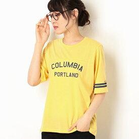 レディス  カットソー(ガーネットパインズウィメンズショートスリーブTシャツ)/コロンビア(Columbia)