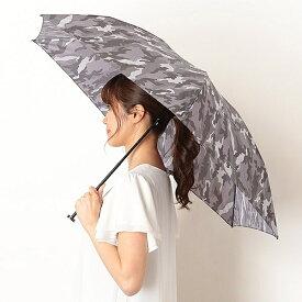 雨傘(3段折りたたみ/ミニ)【軽量約100gバーブレラ(R)UV加工・晴雨兼用】迷彩(ユニセックス)/マッキントッシュフィロソフィー(傘・ネックウェア)(MACKINTOSH PHILOSOHPY)