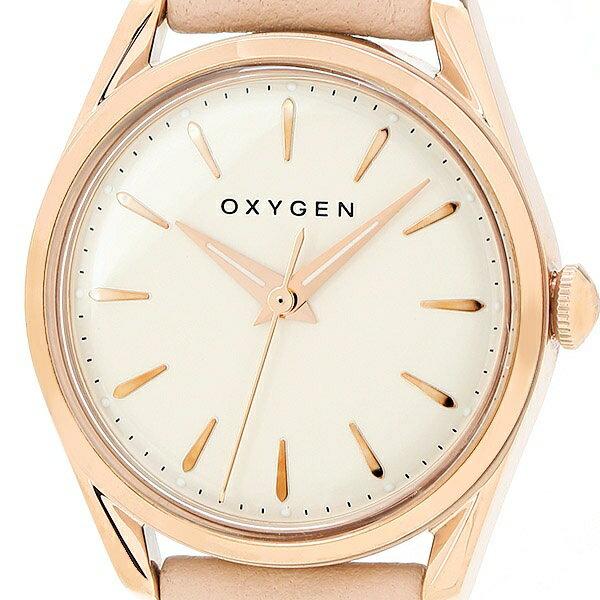 レディース時計(オキシゲン スポーツレジェンド28(クオーツ【型番:L-S-SKI-28】))/オキシゲン(時計)OXYGEN