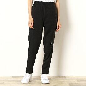 【adidas アディダス】W S2S ニットフリース パンツ/アディダス(adidas)