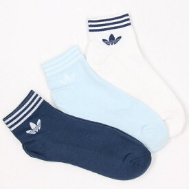 【adidas Originals】TREFOIL ANKLE SOCKS HC ソックス 靴下/アディダス オリジナルス(adidas originals)