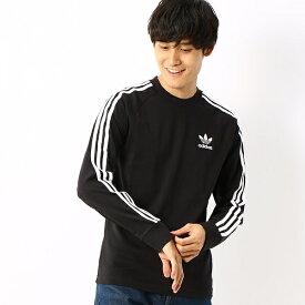 【adidas Originals】3 STRIPES LS TEE 長袖 トップス ロングスリーブ/アディダス オリジナルス(adidas originals)