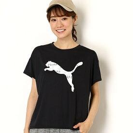【プーマ/PUMA】レディースランニングSSシャツ(LAST LAP ロゴ SS Tシャツ)/プーマ(PUMA)