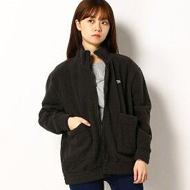 【プーマ】レディースジャケット(DOWNTOWN フルジップシェルパジャケット)/プーマ(PUMA)