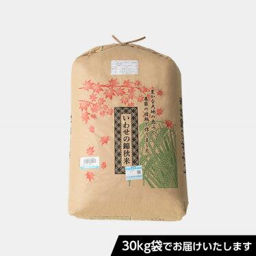 JGAP認証農場いわせの錦秋米福島県中通産コシヒカリ1等玄米30kg