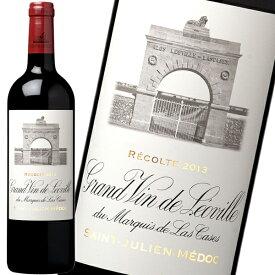 シャトー レオヴィル ラス カーズ 2013 750ml 赤ワイン プリムール フランス ボルドー キャッシュレス 決済 5%還元