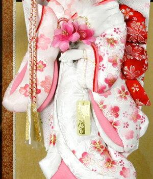 羽子板初正月ケース飾り花飾り押絵fz-102-1518p-18
