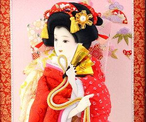 ケース飾り初春11号極上舞桜ピンク
