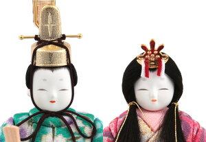 木目込人形飾り五人飾り木村一秀作まどか飾り安土雛独占販売モデル