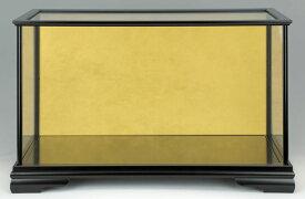雛人形 特選 スキヨ ひな人形 雛 ケース単品 木製 ガラスケース 【2018年度新作】 h303-sk-ca55-30 おしゃれ かわいい 人形屋ホンポ