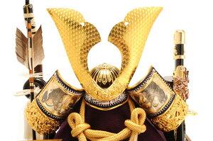 五月人形兜ケース飾り兜六角ケースオルゴール付【2019年度新作再入荷】【オリジナルモデル】