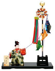 五月人形 真多呂 武者人形 木目込人形飾り 真多呂作 本金 引上げ 【2021年度新作】 h035-mtk-3517-047