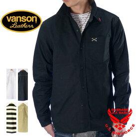 バンソン 長袖シャツ VANSON nvsl-803