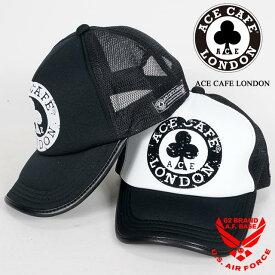エースカフェロンドン メッシュキャップ メンズ ACE CAFE LONDON ac005um