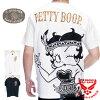 ブレイブマンベティブープコラボインディアンベティー刺繍半袖Tシャツメンズ新作2021年モデルTHEBRAVEMANBETTYBOOPbbb-2118