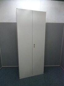【中古】オカムラ 42 H2150 両開き書庫 オフィス収納
