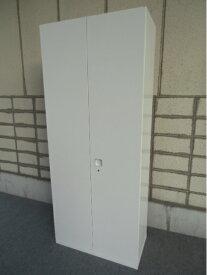 レクトライン (株)オカムラ H2150 両開き書庫 フラットヒンジタイプ【中古品】(鍵1個付)ZA75
