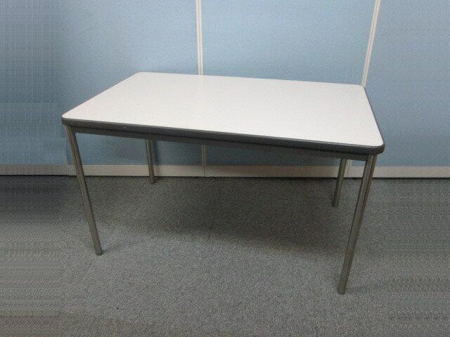 【中古品】コクヨ W1200×D750 ミーティングテーブル【中古オフィス家具】