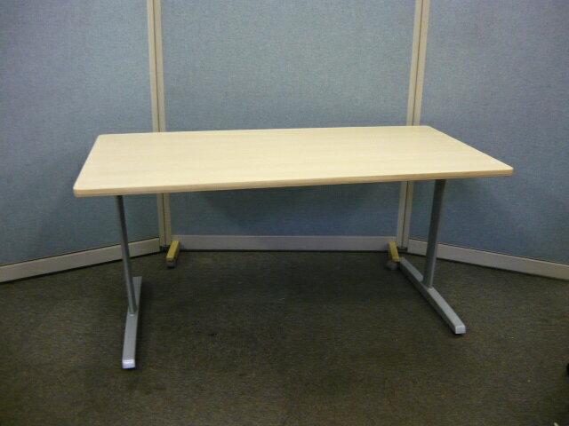オカムラ 会議用テーブル1575 8177シリーズ ミーティングテーブル【中古品】