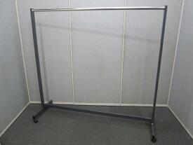 【中古品】コクヨ コートハンガー W1680 キャスター付き