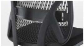 イエラ用 ランバーサポート 稲葉製作所 オプションパーツ