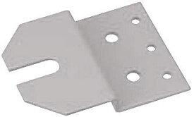 【オプションパーツ】床固定金具(EMG) INABA Line Unit TF 壁面収納ユニット用☆1個