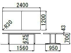 DWL-2412K-size