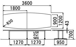 DWL-3612B-size