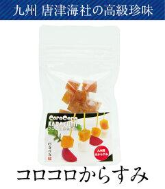 九州 唐津海(からつみ)社の 高級珍味「コロコロからすみ (15g)」