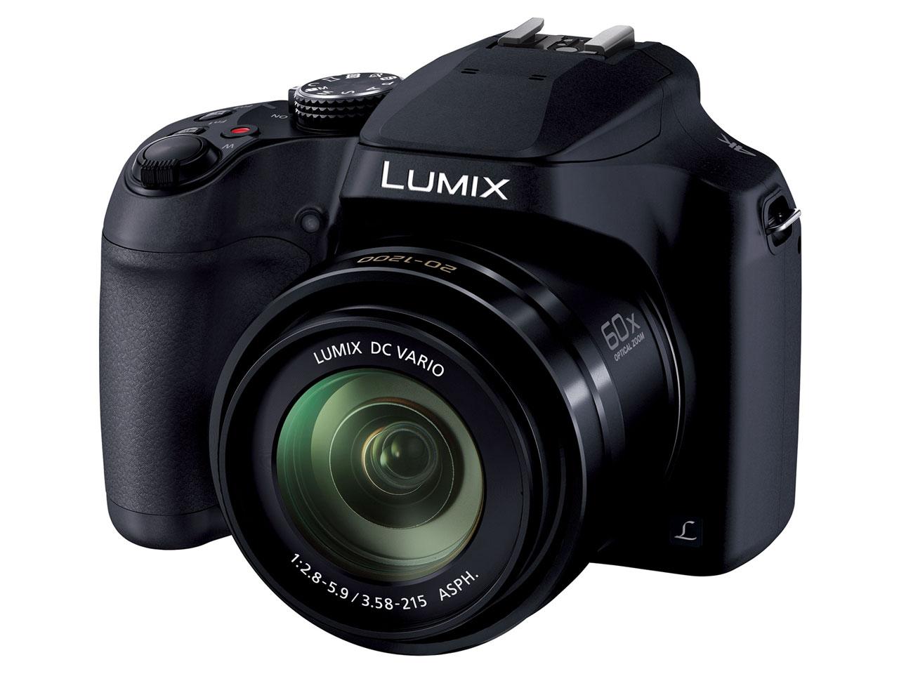 Panasonic LUMIX DC-FZ85【お取り寄せ商品(3週間〜4週間程度での入荷、発送)】
