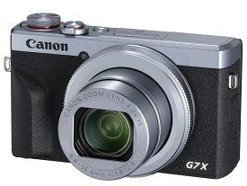 Canon PowerShot G7 X Mark III [シルバー]【お取り寄せ(4〜5週程度)での入荷、発送】