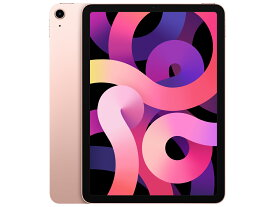 iPad Air 10.9インチ 第4世代 Wi-Fi 256GB 2020年秋モデル MYFX2J/A [ローズゴールド]【お取り寄せ】(5〜7週程度見込み)での入荷、発送