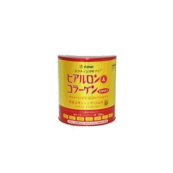 【ヒアルロン酸、コラーゲン、エラスティン】ファイン ヒアルロン&コラーゲン 196g 3箱セット【RCP】