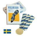 あす楽対応スウェーデン花粉「ポーレンリフ」 135g(1.5g×15包×6箱)